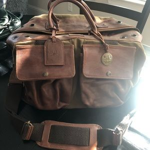Will Leather Goods Duffle